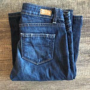 PAIGE Wide Leg Flare Jeans- 26